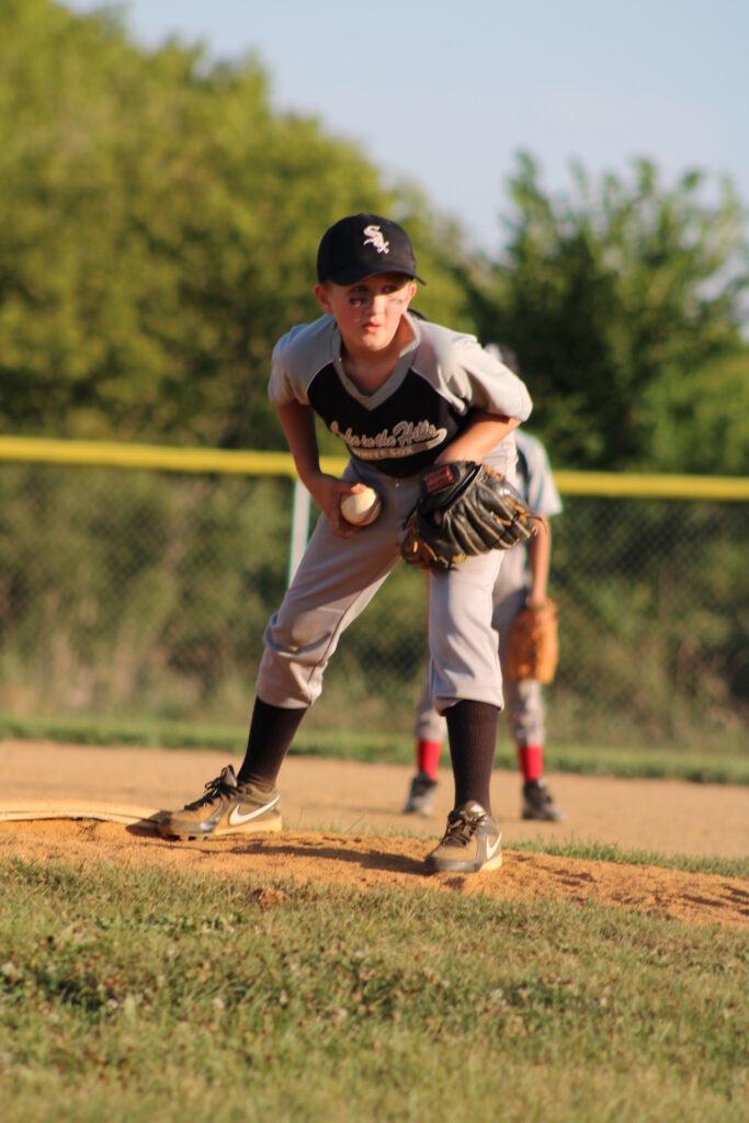 In-house baseball image 2